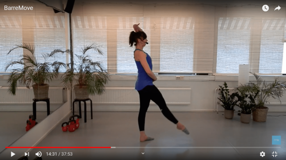 zenana, online training, kotijumppa